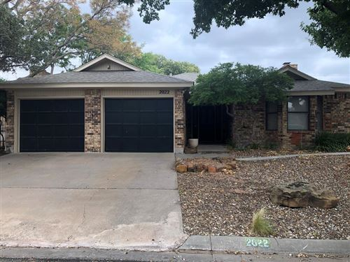 Photo of 2022 Putter Dr, San Angelo, TX 76905 (MLS # 99639)
