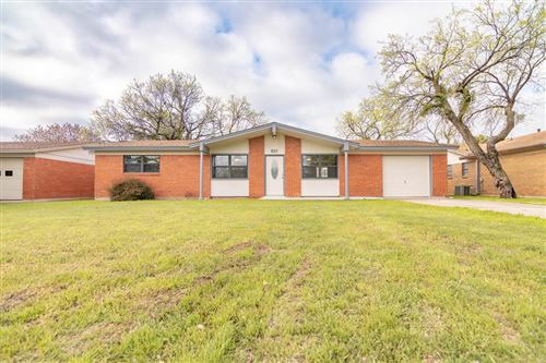 Photo of 821 State Court Dr, San Angelo, TX 76903 (MLS # 100732)