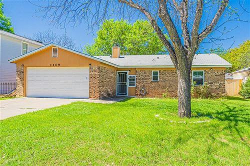 Photo of 1109 Nicole Lane, San Angelo, TX 76903 (MLS # 100733)