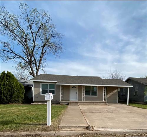 Photo of 2721 Guadalupe St, San Angelo, TX 76901 (MLS # 100769)