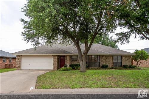 Photo of 3401 Walnut Hill Dr, San Angelo, TX 76904 (MLS # 104778)