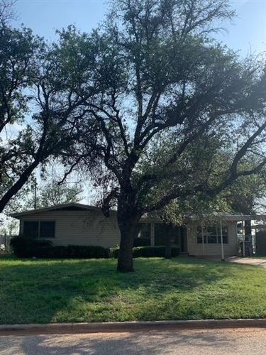 Photo of 2843 A&M Ave, San Angelo, TX 76904 (MLS # 104798)