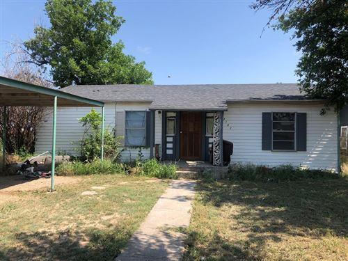 Photo of 1702 Ellis St, San Angelo, TX 76905 (MLS # 104799)