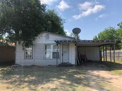 Photo of 2521 North St, San Angelo, TX 76901 (MLS # 104800)