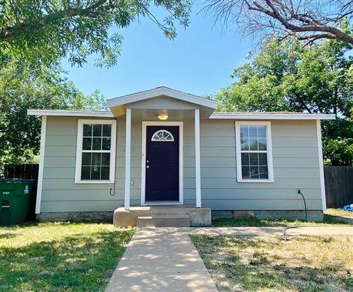 Photo of 2608 Abilene St, San Angelo, TX 76901 (MLS # 104815)