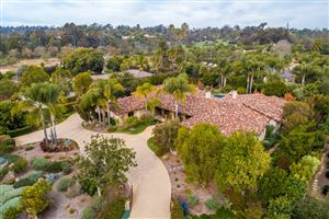 Photo of 6320 El Sicomoro, Rancho Santa Fe, CA 92067 (MLS # 190020000)