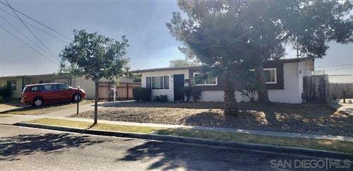 Photo of 1206 Monterey Ave, Chula Vista, CA 91911 (MLS # 200048000)