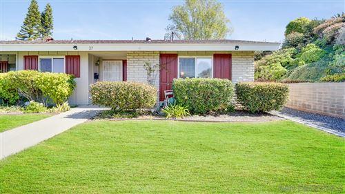 Photo of 3615 Vista Bella #27, Oceanside, CA 92057 (MLS # 210005000)