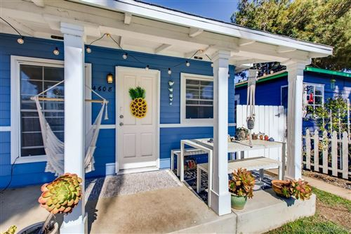 Photo of 4608 LONG BRANCH AVENUE, SAN DIEGO, CA 92107 (MLS # 210010000)