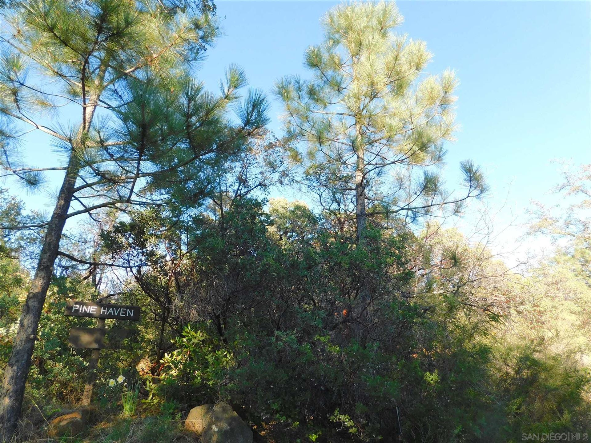 Photo of 1.5 ac Pine Hills Rd, Julian, CA 92036 (MLS # 210008002)