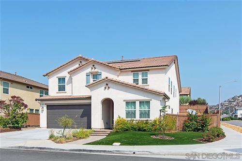 Photo of 11058 Pleasant Meadows Pl, Lakeside, CA 92040 (MLS # 200045006)