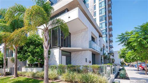 Photo of 593 Palm Street, San Diego, CA 92103 (MLS # 210025008)
