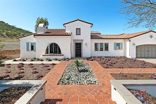 Photo of 8878 Via Rancho Cielo, Rancho Santa Fe, CA 92067 (MLS # NDP2105008)