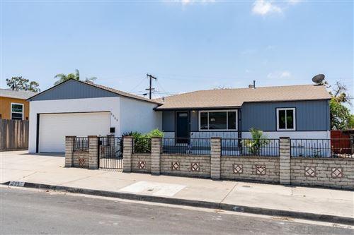 Photo of 5053 westover, San Diego, CA 92102 (MLS # 210013011)