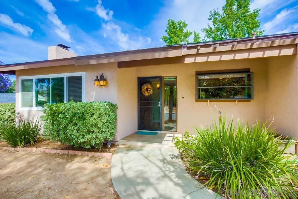 Photo of 8420 Protea Dr, Lakeside, CA 92040 (MLS # 210016011)