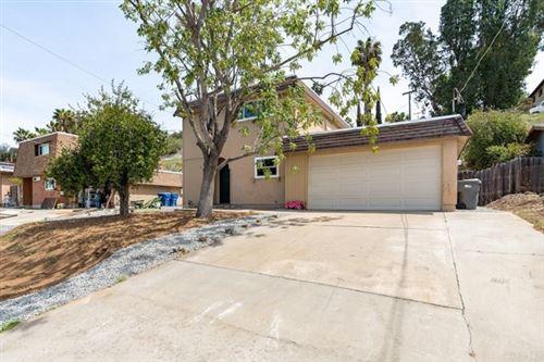 Photo of 8759 Bigford Street, Spring Valley, CA 91977 (MLS # NDP2104012)