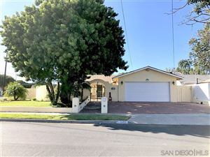 Photo of 7108 WERNER ST, SAN DIEGO, CA 92122 (MLS # 190052013)