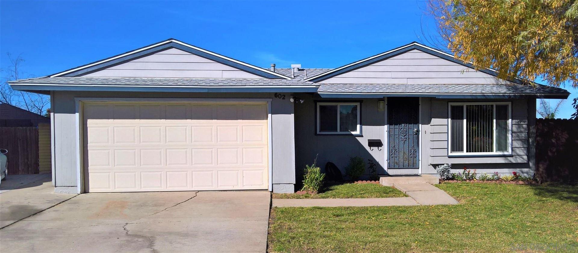 Photo for 602 Rickenbacker Ave, San Diego, CA 92154 (MLS # 210001013)