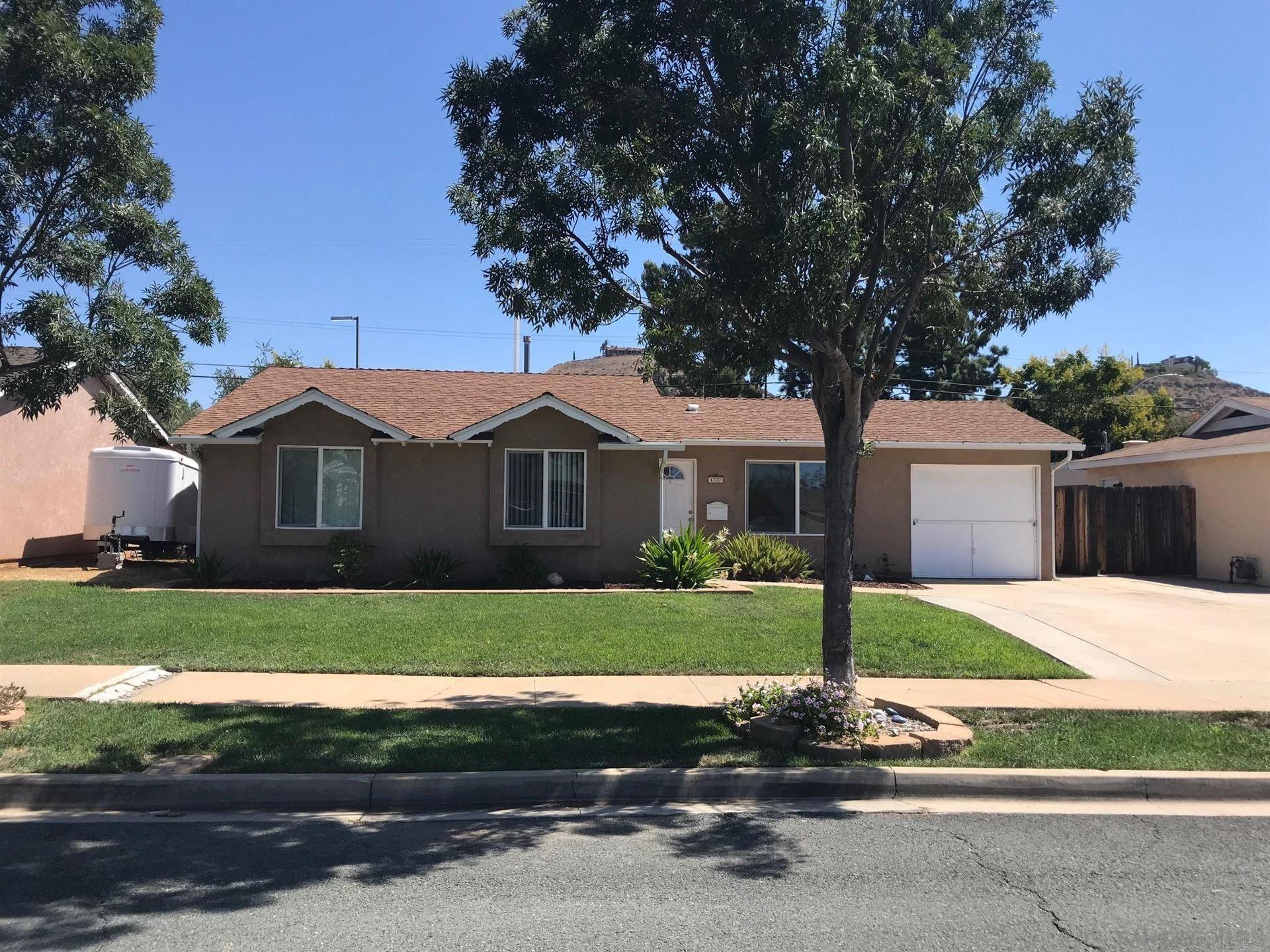 Photo of 1717 Woodburn St, El Cajon, CA 92021 (MLS # 210026013)