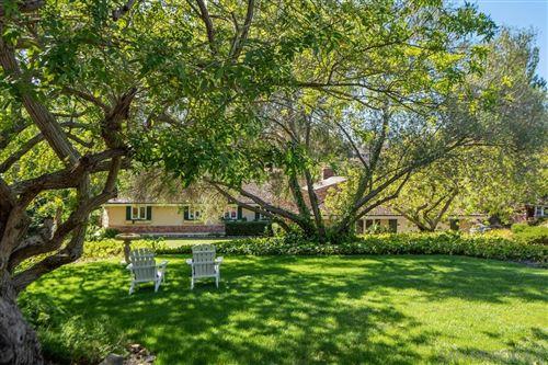 Photo of 6317 Las Colinas, Rancho Santa Fe, CA 92067 (MLS # 210029014)