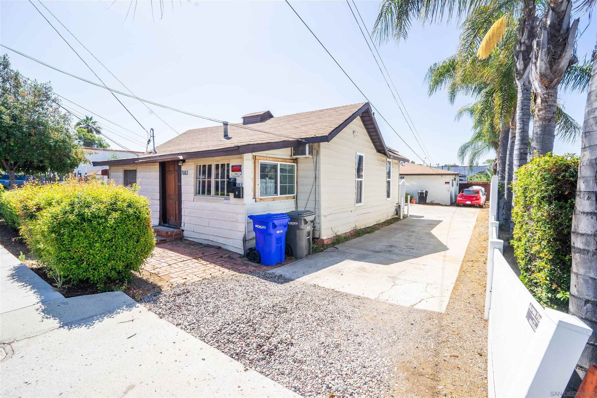 Photo of 7661-7663 Lemon Ave, Lemon Grove, CA 91945 (MLS # 210024014)