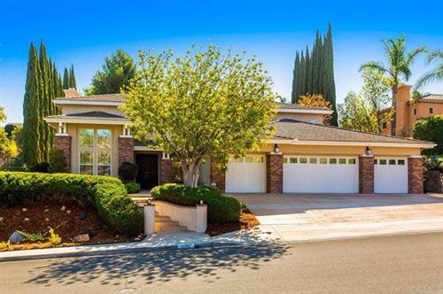 Photo of 11757 Treadwell Drive, Poway, CA 92064 (MLS # NDP2111018)