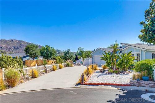 Photo of 15935 Spring Oaks Rd #SPC 155, El Cajon, CA 92021 (MLS # 210027022)