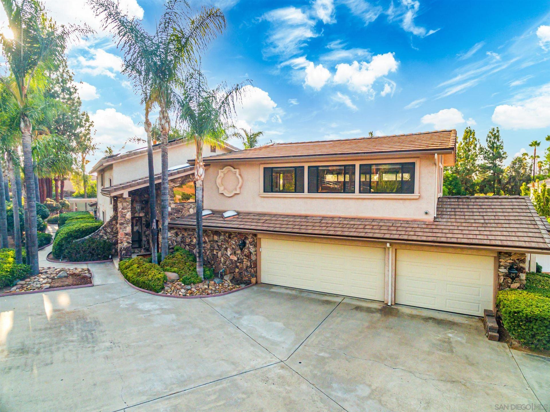 Photo of 844 Singing Heights, El Cajon, CA 92019 (MLS # 210026024)