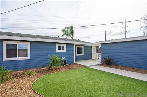 Photo of 1489 Judson Way, Chula Vista, CA 91911 (MLS # 200050025)