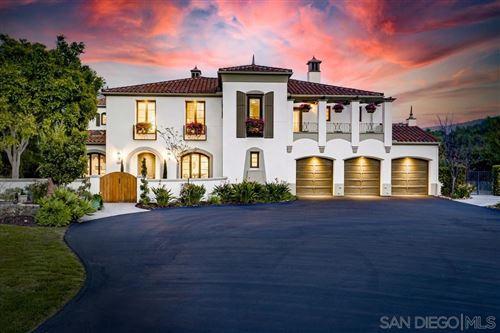 Photo of 17979 Camino De La Mitra, Rancho Santa Fe, CA 92067 (MLS # 210010025)