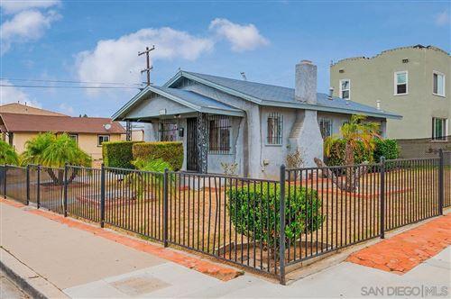 Photo of 3666 T Street, San Diego, CA 92113 (MLS # 210024026)