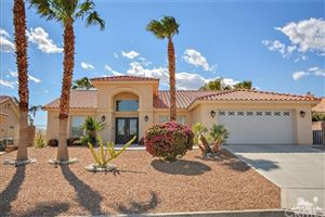 Photo of 9431 Clubhouse Boulevard, Desert Hot Springs, CA 92240 (MLS # 301116030)