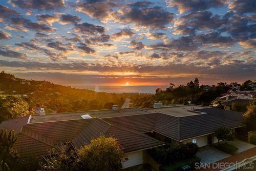 Photo of 7666 Caminito Coromandel, La Jolla, CA 92037 (MLS # 210012031)