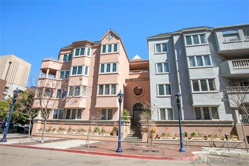 Tiny photo for 655 Columbia St #202, San Diego, CA 92101 (MLS # 210010033)