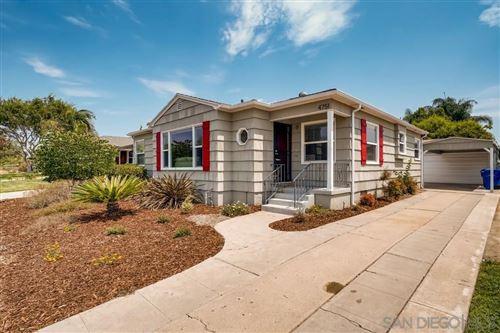Photo of 4751 49th Street, San Diego, CA 92115 (MLS # 210023033)
