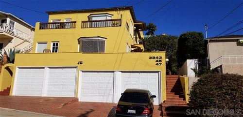 Photo of 3343-47 Columbia St, San Diego, CA 92103 (MLS # 200025035)