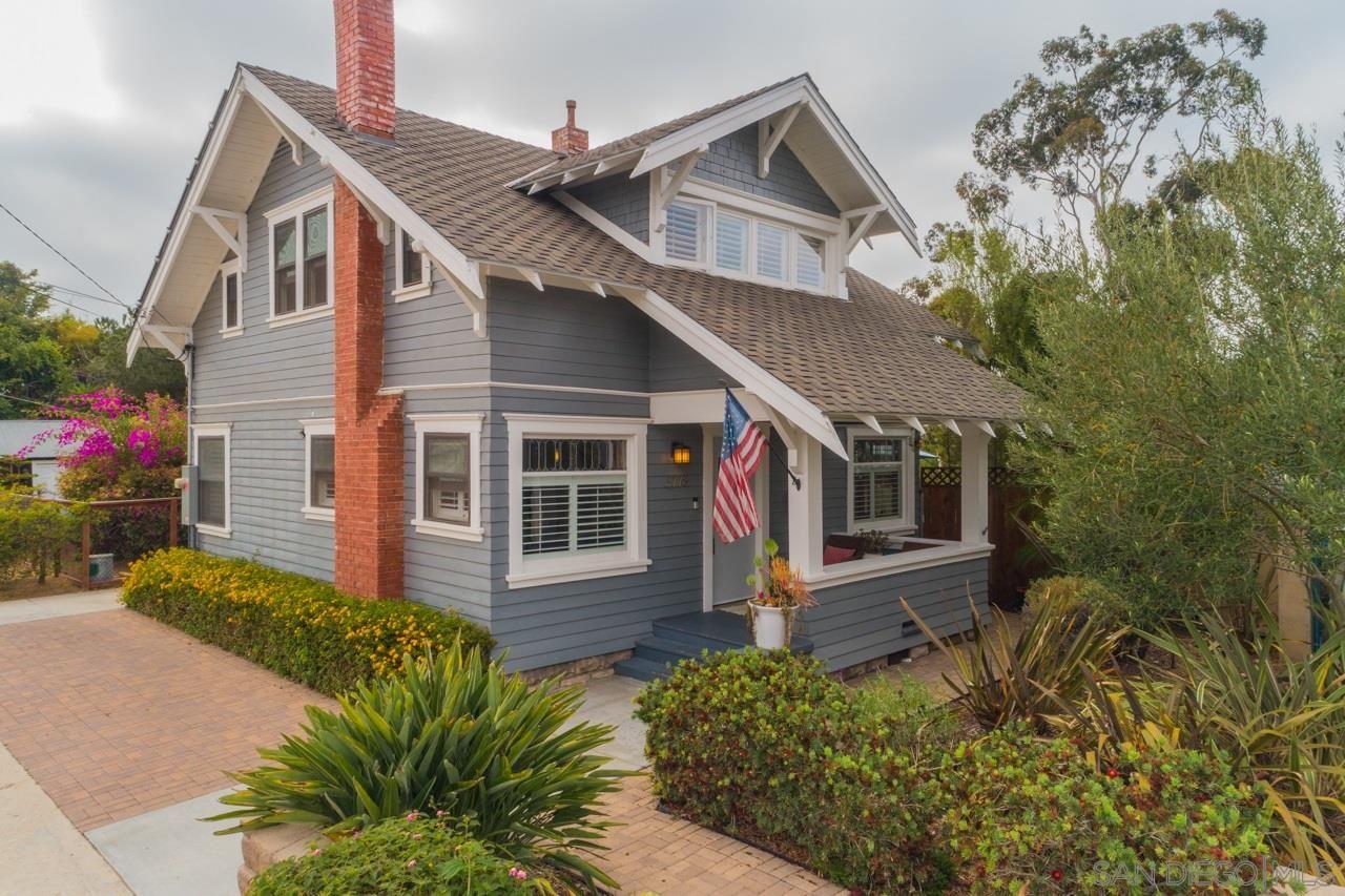 Photo of 3778 Eagle St, San Diego, CA 92103 (MLS # 200046035)