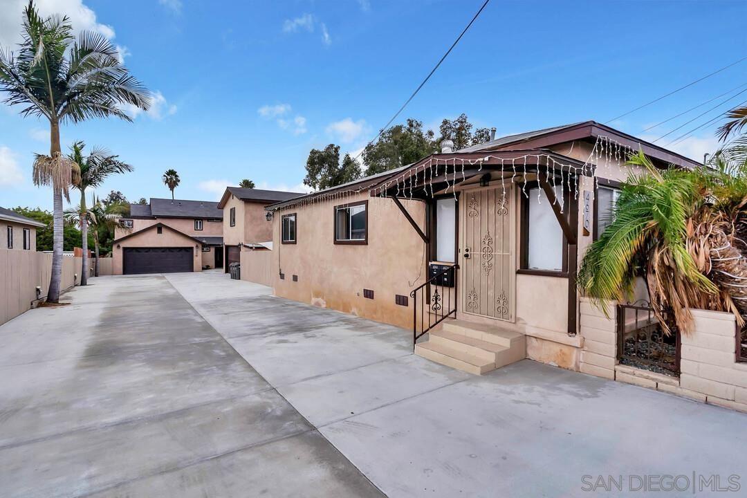 Photo of 4670 70th St, La Mesa, CA 91942 (MLS # 210029036)