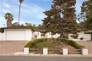 Photo of 6389 Castejon, La Jolla, CA 92037 (MLS # 180038037)