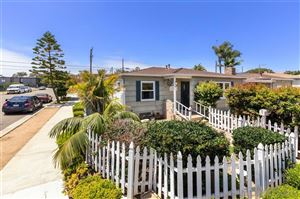 Tiny photo for 3906 Kendall Street, San Diego, CA 92109 (MLS # 190046038)