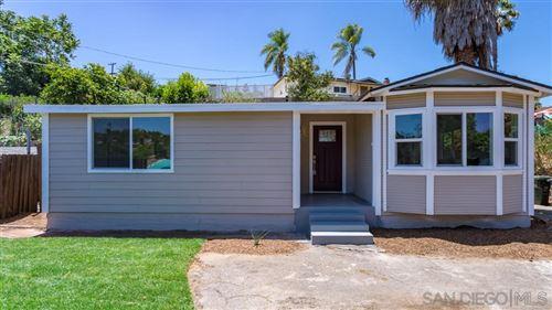 Photo of 845 Eucalyptus Ave, Vista, CA 92084 (MLS # 200036038)
