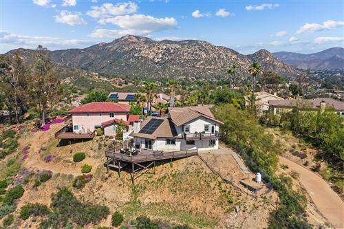 Tiny photo for 24501 Tesoro Way, Ramona, CA 92065 (MLS # 210009038)