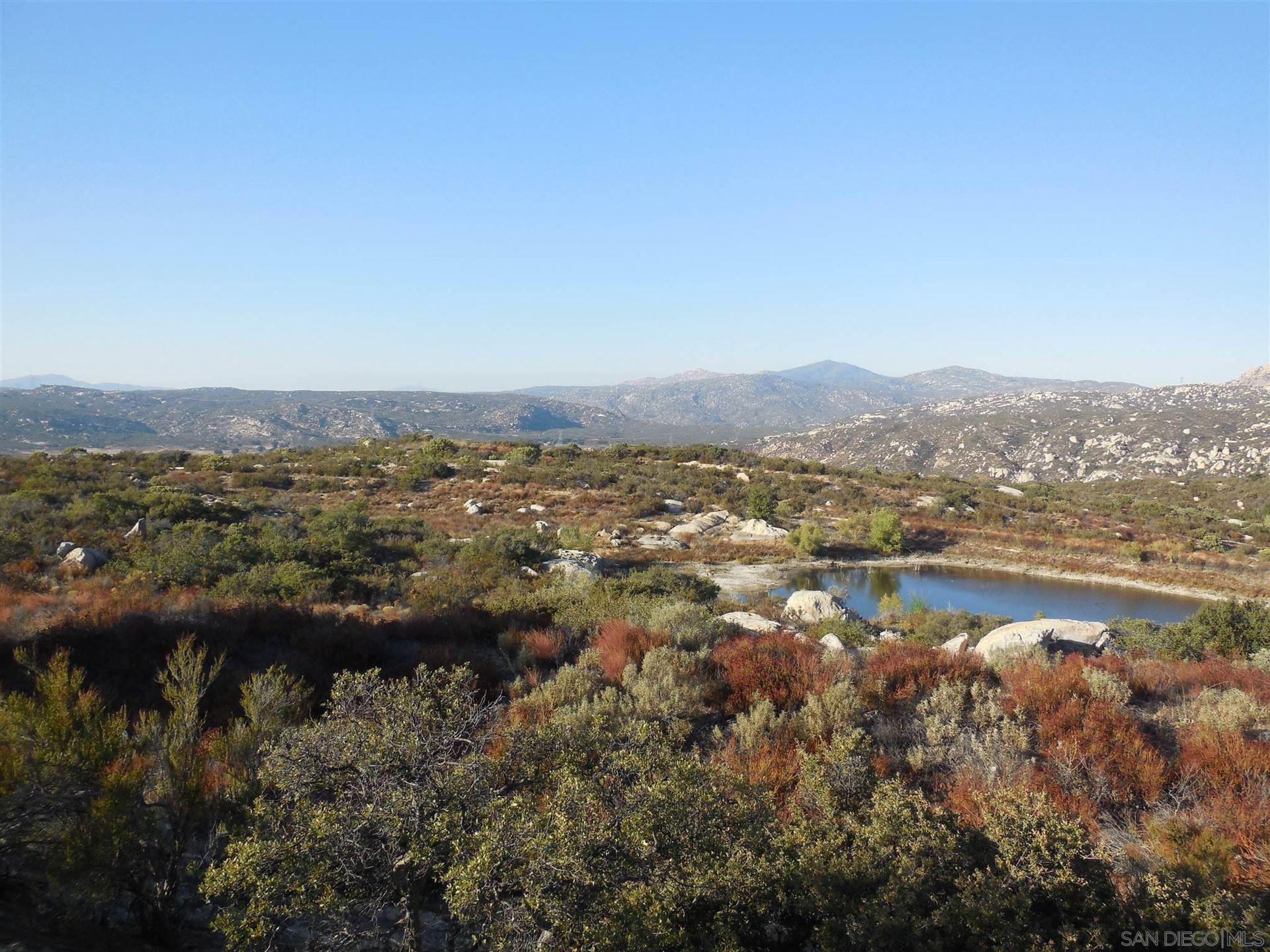 Photo of 1388 Harris Ranch Rd., Potrero, CA 91963 (MLS # 200052039)