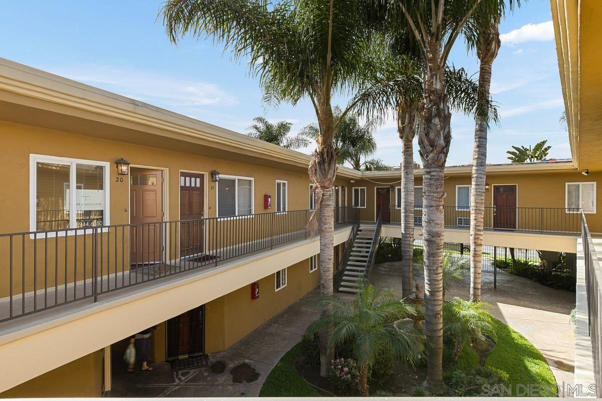 Photo of 1160 E E Lexington Ave #20, El Cajon, CA 92019 (MLS # 210009043)
