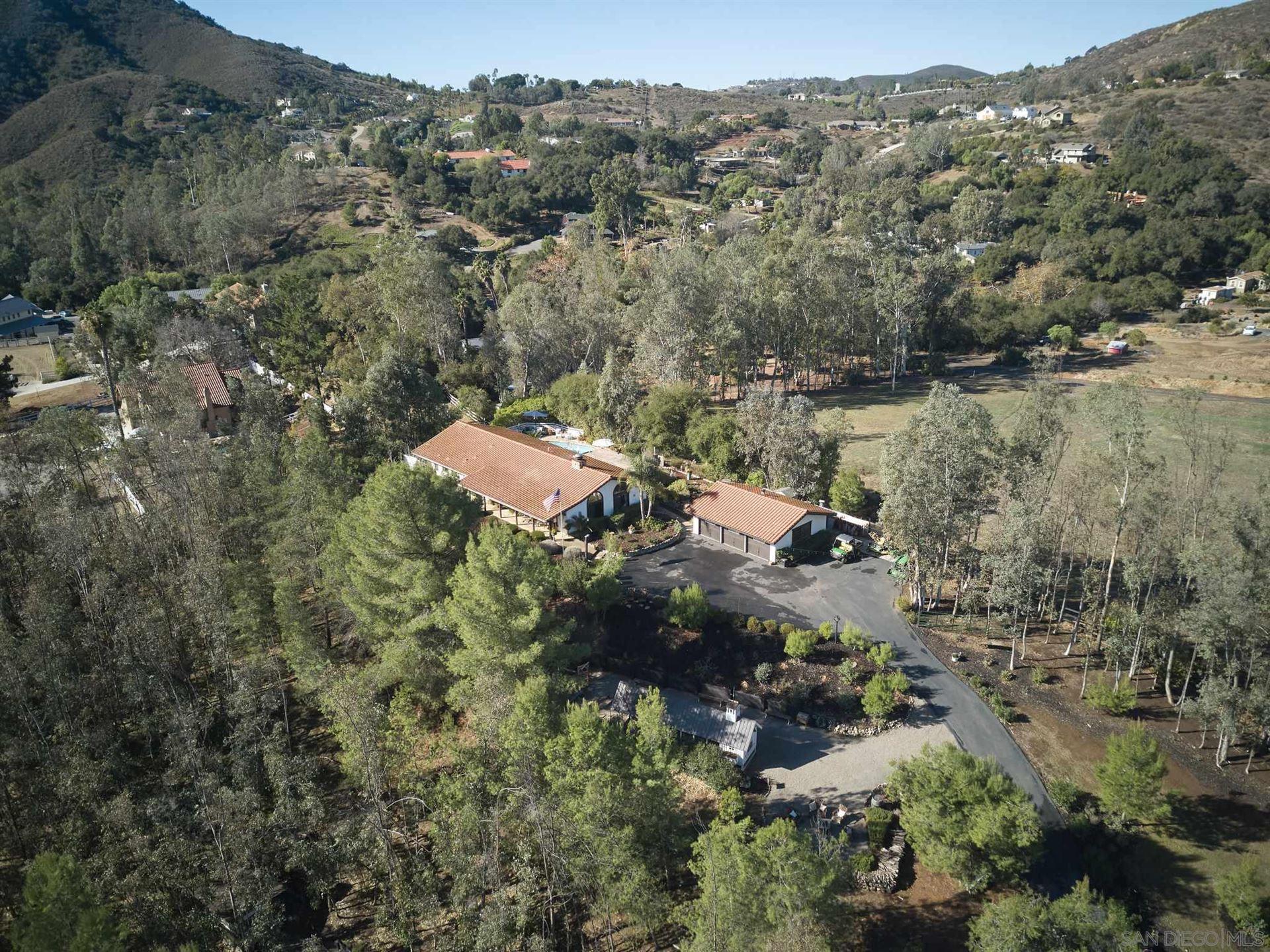 Photo for 7980 Harmony Grove Rd, Escondido, CA 92029 (MLS # 210010045)