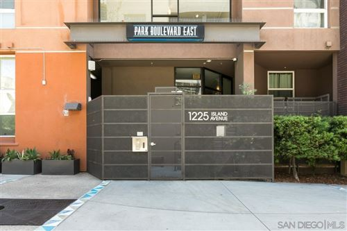 Photo of 1225 Island Ave #Unit 412, San Diego, CA 92101 (MLS # 210009046)