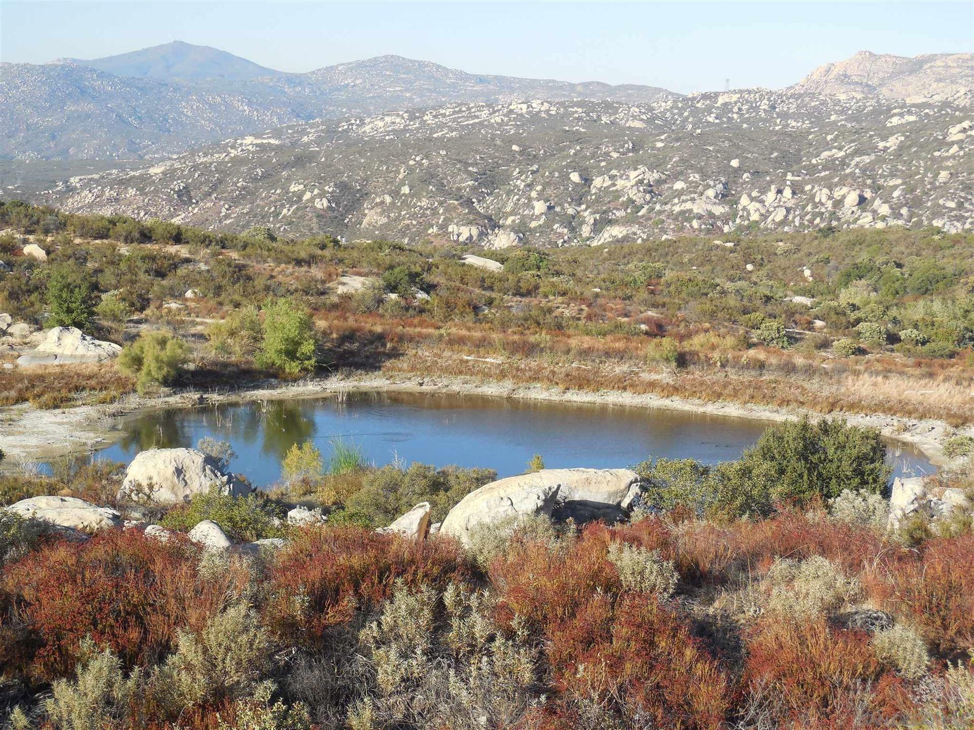 Photo of 00 Harris Ranch Rd., Potrero, CA 91963 (MLS # 200052046)