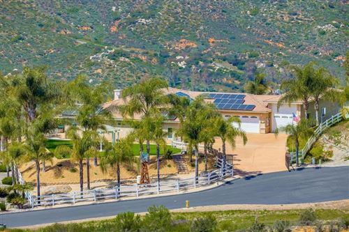 Photo of 227 Old Stagecoach Run, Alpine, CA 91901 (MLS # 200037047)