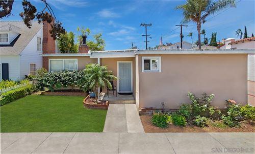 Photo of 1422 6th Street, Coronado, CA 92118 (MLS # 210019047)