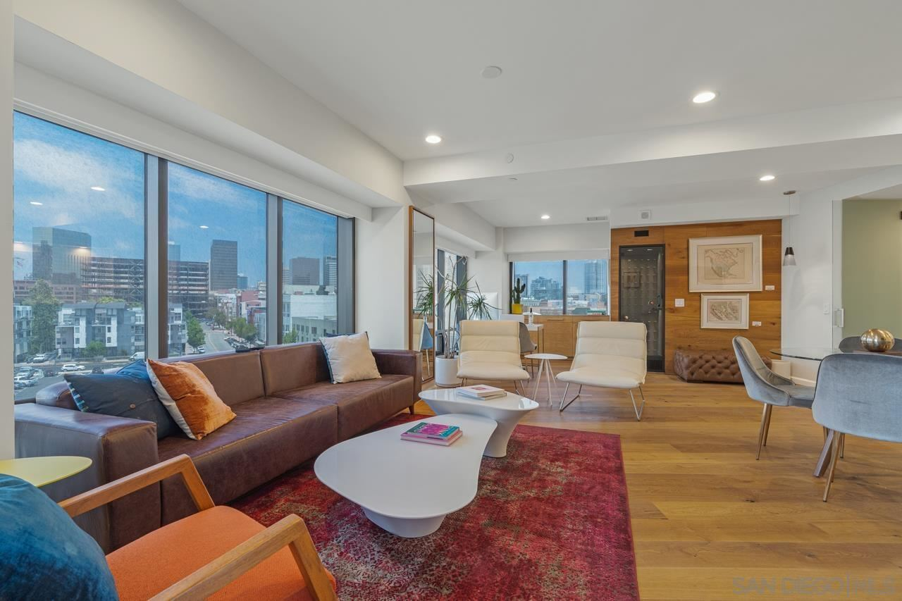 Photo for 100 Harbor Drive #605, San Diego, CA 92101 (MLS # 210024047)